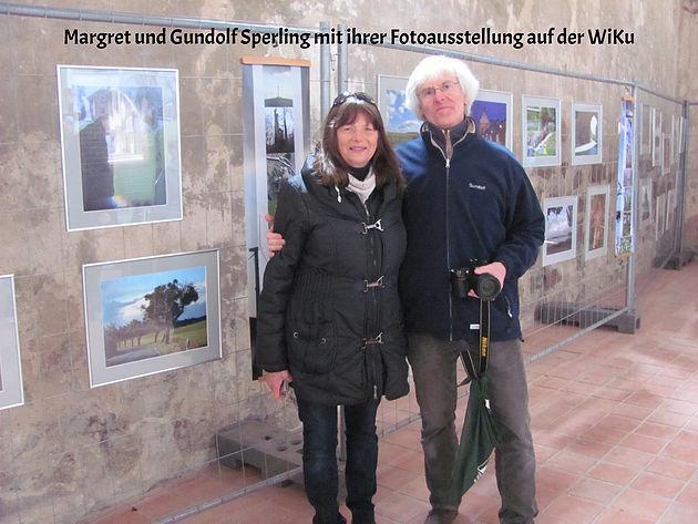 Margret und Gundolf Sperling fangen die Natur der Uckermark ein.