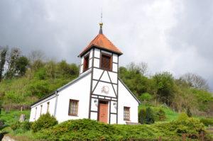 Fachwerkkirche Stützkow LK Oder-Welse
