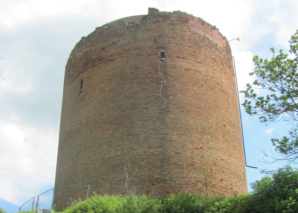 Stolper Turm – Grützpott-Radrundweg – 37 Kilometer
