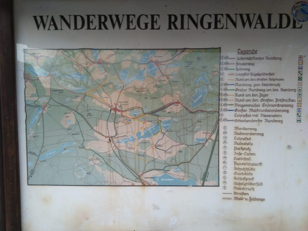 Ringenwalde – ein Ort des Wohlbefindens